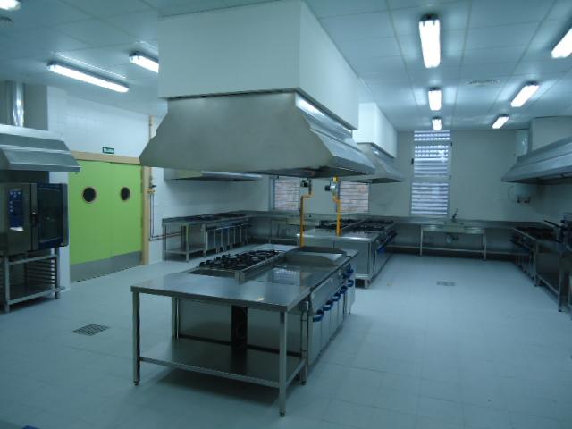 Cip fp batoi alcoi alicante frimaval equipamientos - Fp de cocina ...