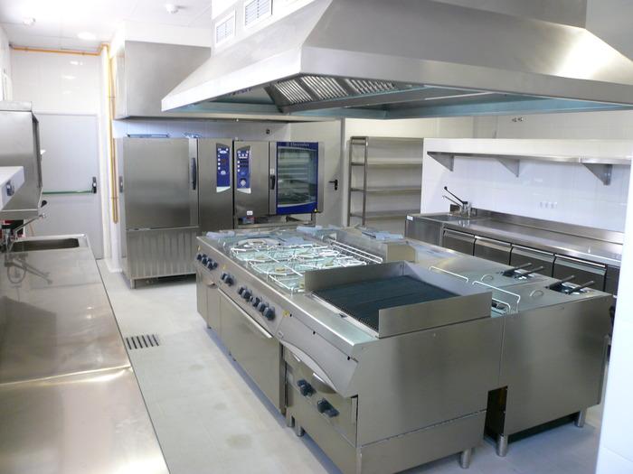 Hotel campello frimaval equipamientos de cocina - Equipamientos para cocinas ...